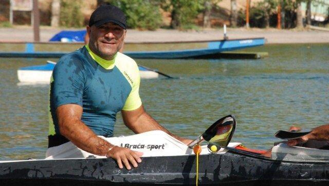 ملی پوش پاراکایاک: عزمم را برای کسب سهمیه پارالمپیک جزم نموده ام