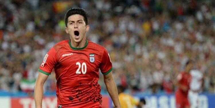 قیمت 22 میلیون پوندی برای مهاجم تیم ملی ایران