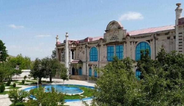 کاخ سردار؛ خانه ای که ساختش 30 سال طول کشید