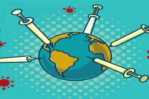 توزیع 2 میلیارد و 840 میلیون دوز واکسن ، سهم ناچیز کشورهای فقیر